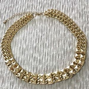 Jewelry - Gold Chain Choker